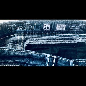 Miss Me Jeans - Miss Me Boot Cut Jeans Size 26